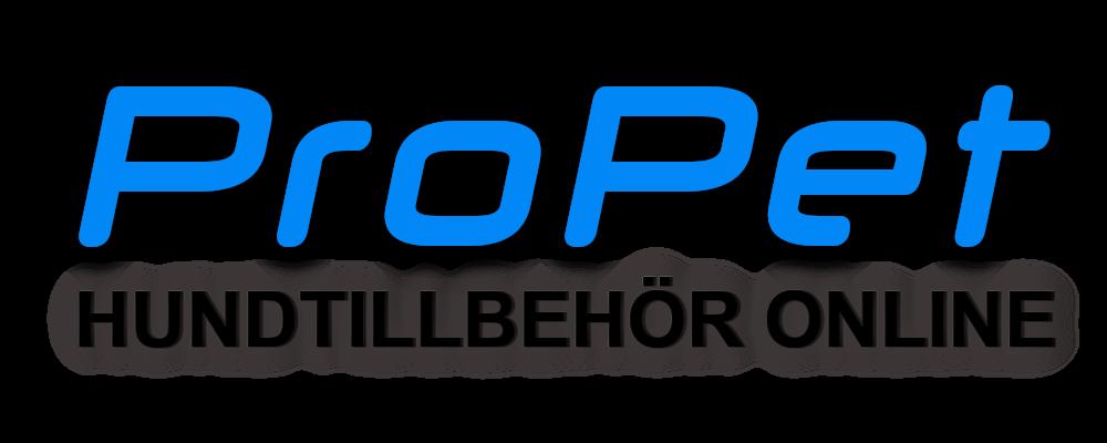 ProPet logo hundtillbehör